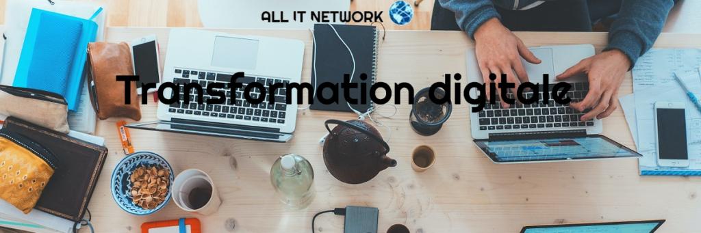 Transformation digitale - All IT NEtwork